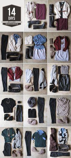 Combinaciones con poca ropa