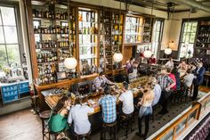 Southern Restaurants to Watch - Metzger in Richmond is on this list!