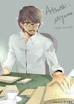 Atsushi Miyano