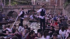The highlight in the Cambridge year for both town and gown. Scudamore's Punting Company have created a video so that you can review the amazing atmosphere and the crowd-pleasing displays. Can't wait for next year!