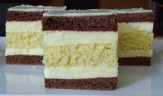 Vysoké vanilkové řezy