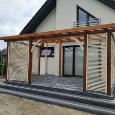 Patio Privacy, Pergola Patio, Gazebo, Deck Design, House Design, Building A Pergola, Outdoor Shade, Backyard Patio Designs, Rooftop Garden