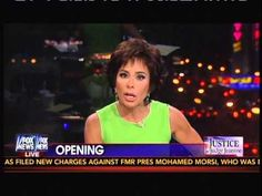Judge Jeanine's Opening Statement ~ Takes On Obama Over Syria 9-7-13