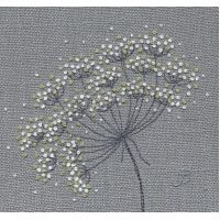 Jo Butcher, Embroidery Artist - Seedheads