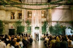 Most Beautiful Industrial Wedding Venues: Aria in Minneapolis by Geneoh Photography