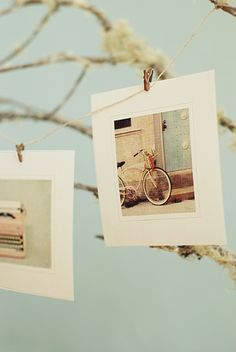 image printed on cream linen art paper with a border, creating an optional mat.