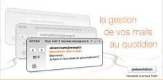 Notification mail   Logiciels gratuits - Orange