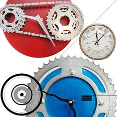 Very cool clocks!