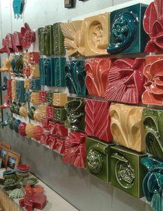 Bob Steiner Ceramics from N to Z