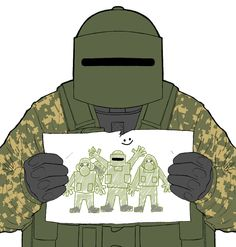 Important message from Tachanka by menaria