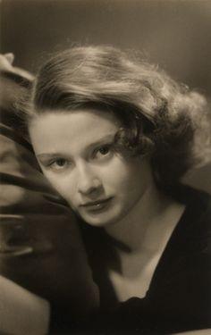 Audrey Hepburn 16 years old