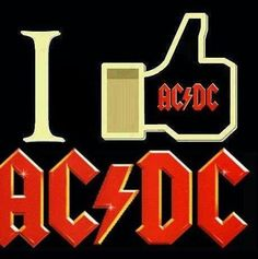Ac Dc, Rock And Roll Bands, Rock N Roll, Music Icon, My Music, Great Bands, Cool Bands, Thunder From Down Under, Heavy Metal Rock