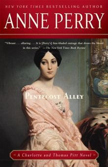 Anne Perry. <3 The Charlotte and Thomas Pitt series