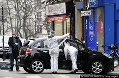 Paris Newspaper Shooting: Charlie Hebdo Office Attacked, At Least 12 Killed