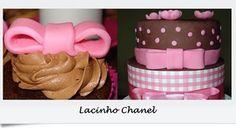Como fazer laço com pasta americana para decorar bolos: Veja o passo a passo com fotos - Portal Tudo Aqui