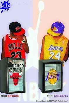 Basketball jersey mini fridge Dubai