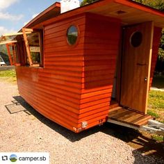 tiny house japan (@tinyhousejapan) • Instagram-bilder og -videoer Japanese Tiny House, Tiny Houses, Shed, Outdoor Structures, Instagram, Small Homes, Little Houses, Small Houses, Miniature Houses
