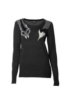 Cogan Fox Sweater $119