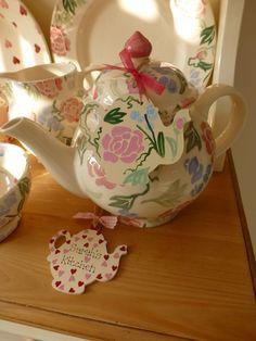 Emma Bridgewater Blossom Four Cup Teapot 2013