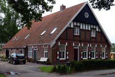 Boerderij van het hallehuistype, de Lutte ©Wammes Waggel (wikipedia user)