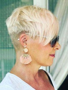 Diamond Earrings, Drop Earrings, Short Blonde, Hair, Summer, Fashion, Moda, Summer Time, Fashion Styles
