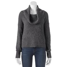 JJ Always Cable-Knit Sweater - Juniors #Kohls... I LOVE KOHLS SO ...