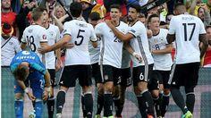 UEFA EURO 2016 | Achtelfinale: Gomes nach dem 2:0 - Deutschland gegen Slowakei | Jogi, das war titelreif
