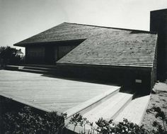 NORMAN JAFFE ARCHITECT - Leichter House