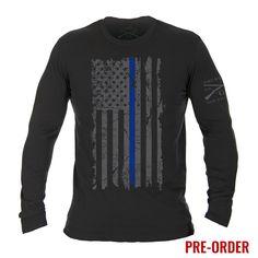Blue Line Long Sleeve