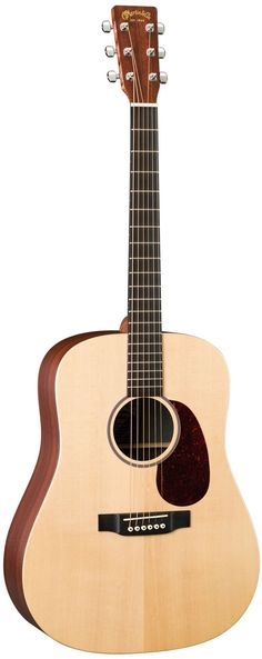 Martin DX1AE Electro Acoustic Guitar - Natural