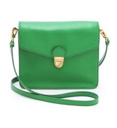 Top Chicret Solid Cross Body Marc Jacobs Bag