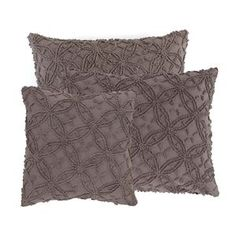 Laura Ramsey Furniture & Interiors | Candlewick Shale Decorative Pillows