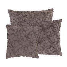 Laura Ramsey Furniture & Interiors | Candlewick Shale Decorative Pillows
