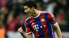 Bundesligas: Lewandowski y Vidal extienden racha ganadora del Bayern