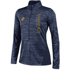 e90d1dd1c50a Ladies Champion Infinity Qtr Zip Pullover
