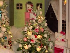Hello Kitty Christmas! i love it :)