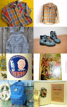 Little Mountain Men by Kendall M on Etsy--Pinned with TreasuryPin.com