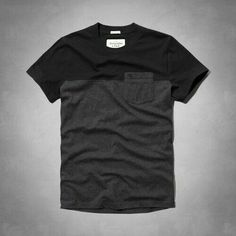 Every Abercrombie & Fitch Men's Tee is supersoft with a tone defining muscle fit. A&F Tees feature vintage graphics, and rugged stitch & applique techniques. Pretty Outfits, Cool Outfits, Kids Shirts, Tee Shirts, Abercrombie Men, All American Clothing, Camisa Polo, Mens Tees, Shirt Designs