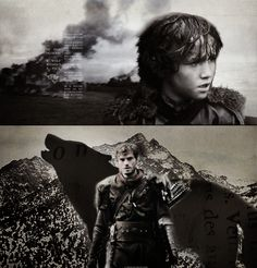 Rickon Stark.. Holy shit son. If this is who he turns out to be, I'm a Rickon Stark fan for good.