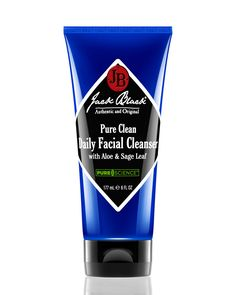 Pure Clean Daily Facial Cleanser, 6 oz. - Jack Black