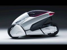 A Motorcycle that Can Change the Industry ! - YouTube