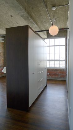 Houston Loft Wardrobe - modern - closet - houston - C O N T E N T Architecture