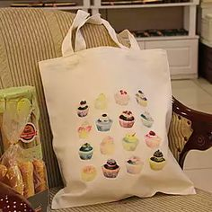 SummerGarden collection - linen/cotton material shopping bag. Email us for more enquiry via email luvhandmadeatelier@gmail.com