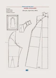 modelist kitapları: İSMEK modelistlik book: