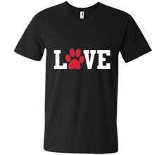 "Cool ""Love"" Paw Prints Pet / Dog / Cat Lover's T-shirt t-shirtFind out more at https://www.itee.shop/products/cool-love-paw-prints-pet-dog-cat-lovers-t-shirt-t-shirt-mens-printed-v-neck-t-b01cq5db16 #tee #tshirt #named tshirt #hobbie tshirts #Cool ""Love"" Paw Prints Pet / Dog / Cat Lover's T-shirt t-shirt"