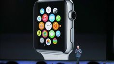 Apple unveils Watch and new iPhones