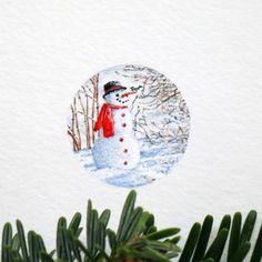 Frank Holzenburg Creates Extremely Detailed & Tiny Watercolors Painting.|FunPalStudio|Illustrations,  Entertainment, beautiful, creativity, Art, Artist, Artwork, drawings, paintings, tiny painting, animals.