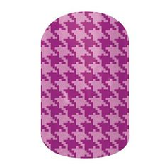 jamberry fuchsia houndstooth - Google Search