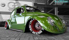 "radracerblog: ""VW Beetle @vwartgarage """