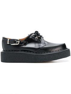 87f2753ec33 Comme Des Garçons Homme Plus zapatos creepers con cordones